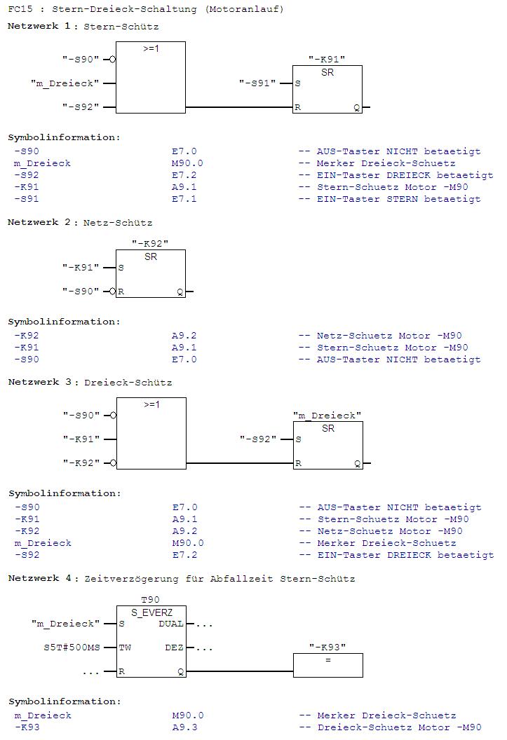 Sps Programmierung Beispiele Und Aufgaben
