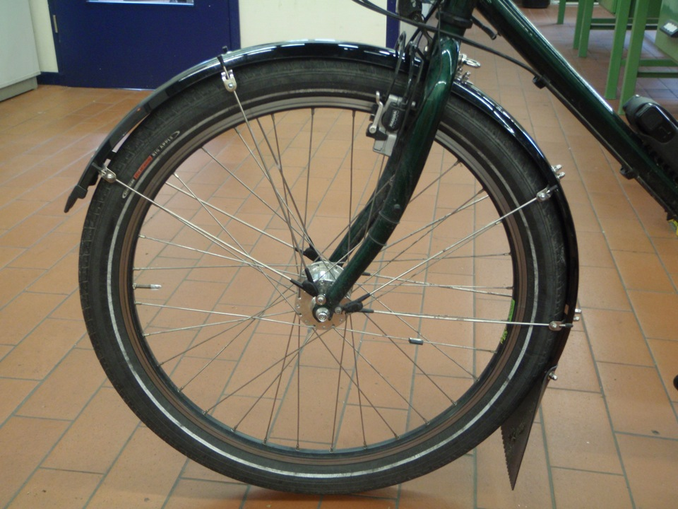 fahrradkette spannen shimano